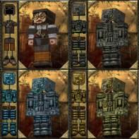 SteamCraft Resource Pack Armor Set