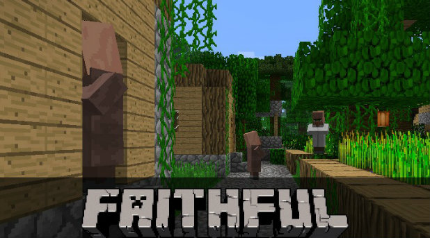 Faithful 64x64 1 16 5 1 16 4 Resource Pack Texture Pack