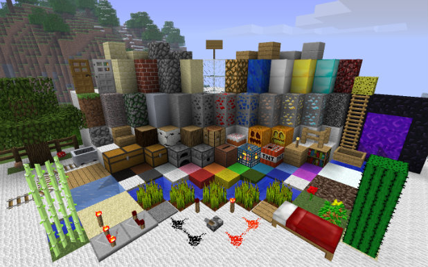 minecraft default texture pack 1.11.2 download