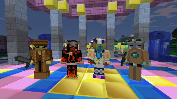 My-Little-Pony-Minecraft-Resource-Pack-2