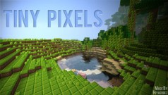 Tiny Pixels Resource Pack