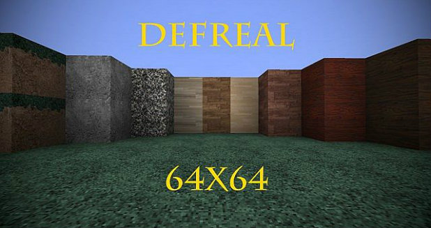 DefReal-Resource-Pack
