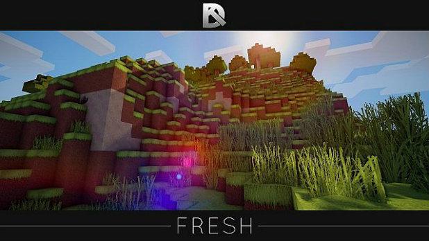 Fresh-HD-Resource-Pack