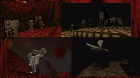 The End and Nether Mobs