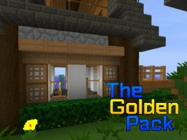 the golden resource pack for minecraft