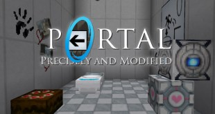 Precisely Portal Resource Pack