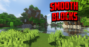 Smooth Blocks Resource Pack