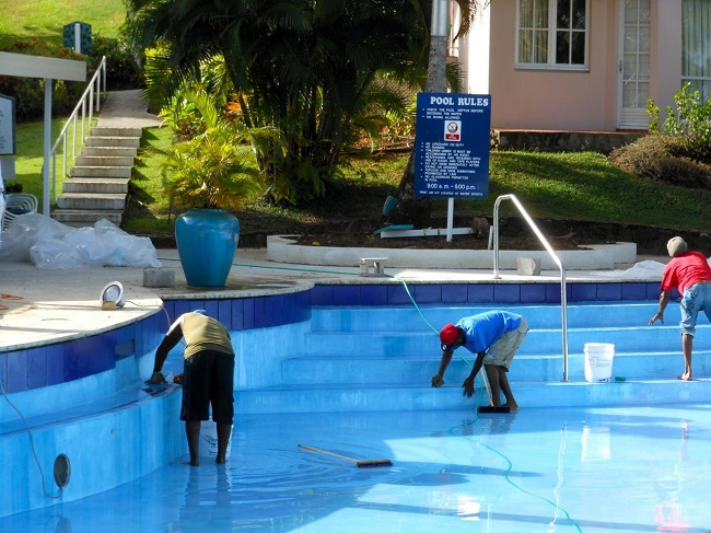 Swimming Pool Maintenance Costs