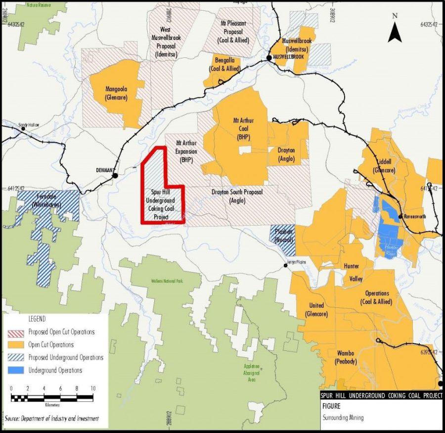 Australia's NSW to ban open-pit mining in South Drayton area