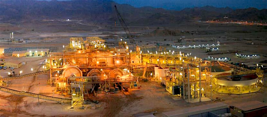 Centamin jumps on better-than-expected gold output estimates