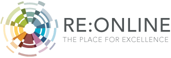 re-online logo