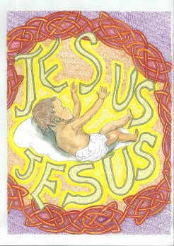 Station 11:The Circumcision and Naming of Jesus