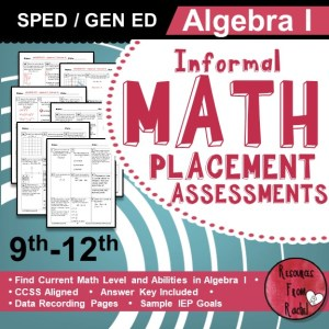 informal-math-assessments