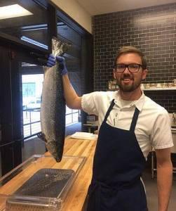 Chef Kevin Scharpf