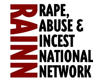 RAINN Logo: Rape, Abuse & Incest National Network