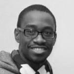 Medard Masangu smiling