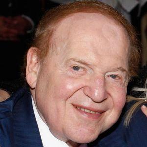 Sheldon Adelson headshot