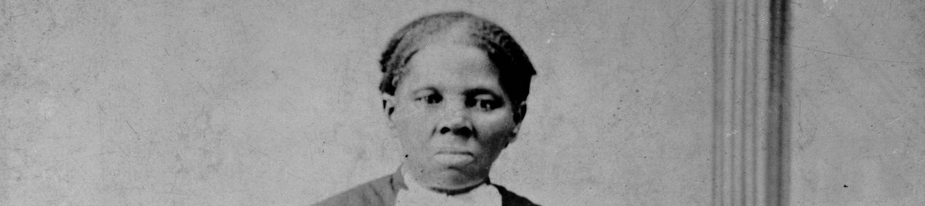 A painting of Harriet Tubman