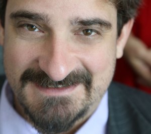Ben Spangenberg headshot