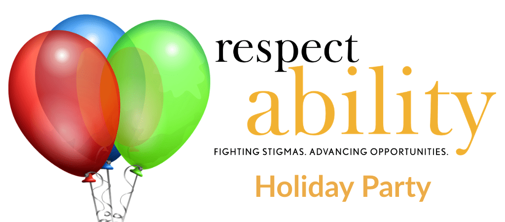 respectability holiday party sign up respect ability