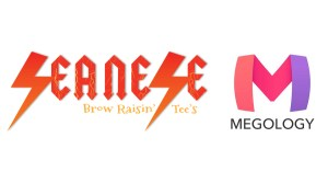 Logos for Seanese and Megology