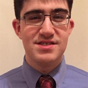 Adam Rothstein Smiling