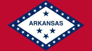 State flag of Arkansas