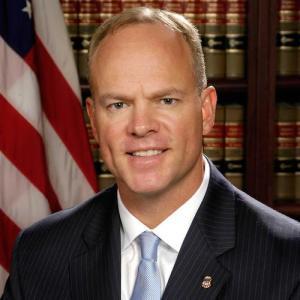 Gov. Matt Mead headshot