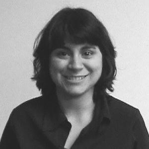 Marisa Rafsky headshot Black and White