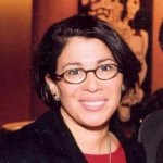 Clarissa Ramos-Cafarelli smiling