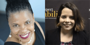 Individual headshots of Dr. Donna Walton and Stephanie Farfan