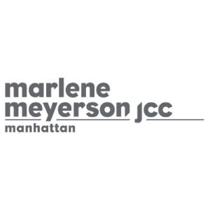 Marlene Meyerson JCC Manhattan logo