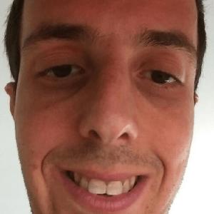 Headshot of Harel Chait smiling