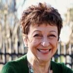 Sally Weber smiling headshot