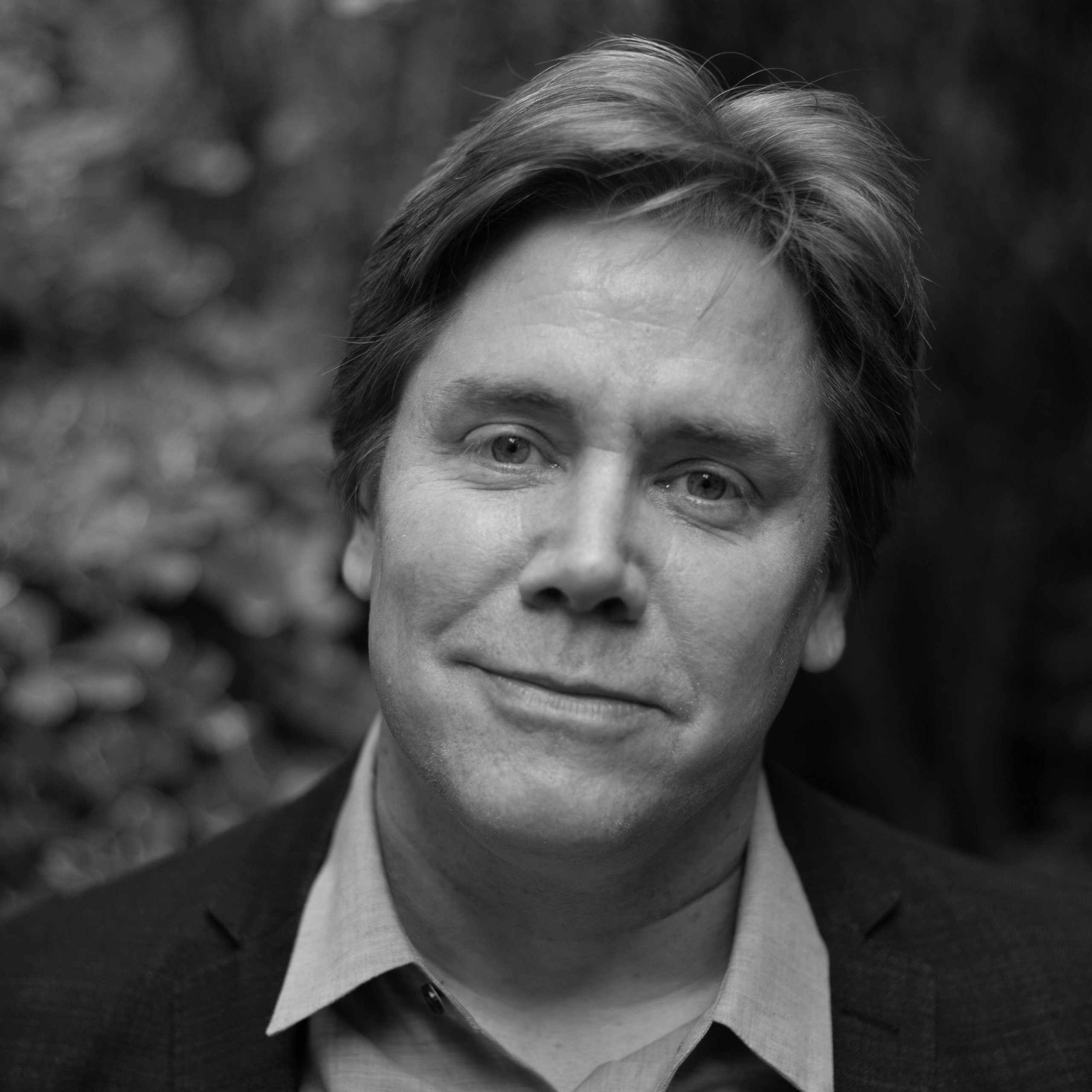 Stephen Chbosky smiling headshot
