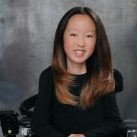Sophie Kim smiling headshot