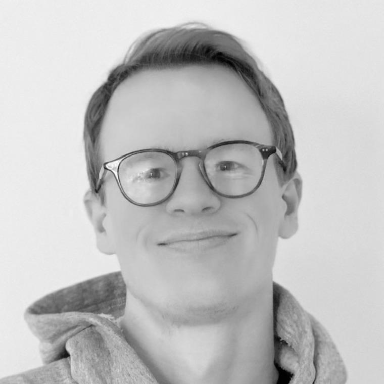 Andrew Fisher smiling headshot