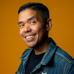 Dino-Ray Ramos smiling headshot
