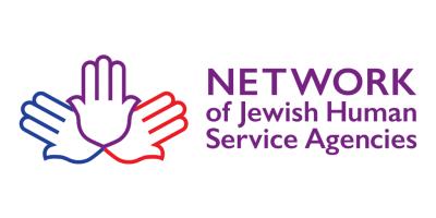 The Network of Jewish Human Service Agencies logo