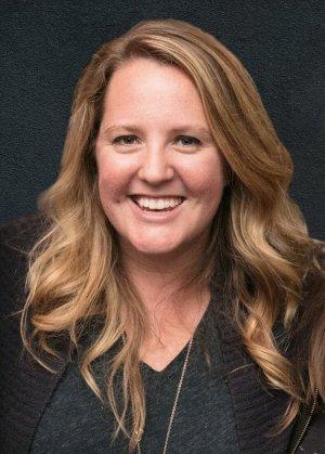 Megan Halpern smiling headshot
