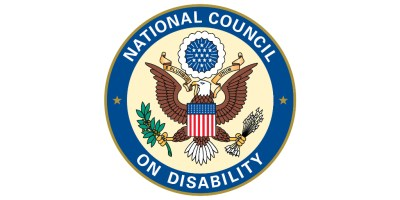 National Council On Disability seal