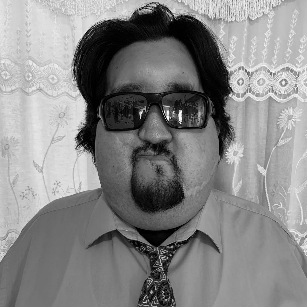 Daniel Martinez headshot