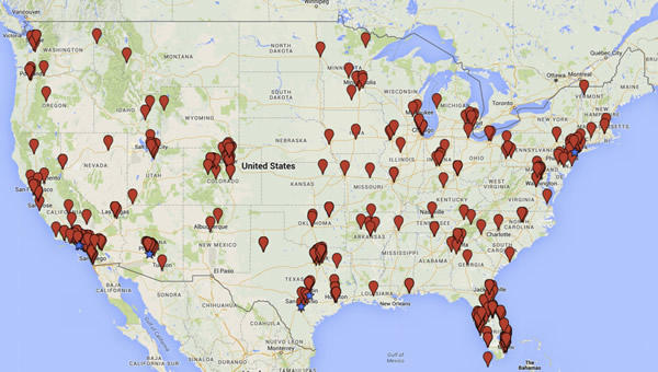 Stem cell clinics in the US.