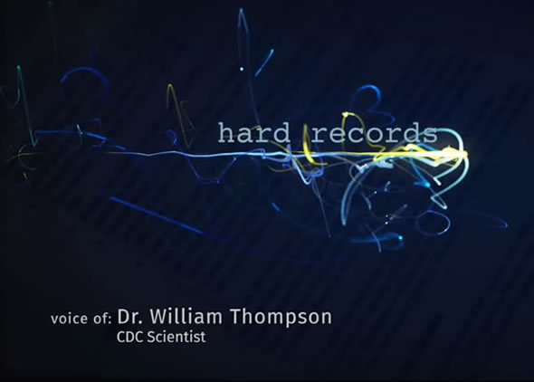 """Quoth William Thompson, a.k.a. the """"CDC whistleblower"""": """"Help, I'm a squiggle! Why am I a squiggle?"""""""