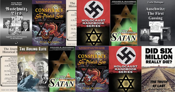 Sadly, I'm beginning to wonder if this is the reading list at the White House.