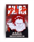 Akira Tetsuo Atomic Edition 80s Anime Soft Enamel Pin by Respect