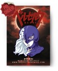 Berserk Griffith Femto Anime Edition Soft Enamel Pin With Epoxy ScreenPrint By Respect
