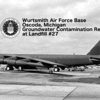 Landfill #27 At Wurtsmith Air Force Base