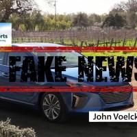 Battling Battery Biased Bullies:  Green Car Reports Anti-Hydrogen Fake News