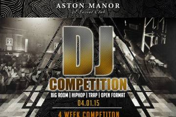 aston manor host seattle's best DJ competition